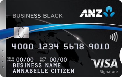 ANZ Business Black