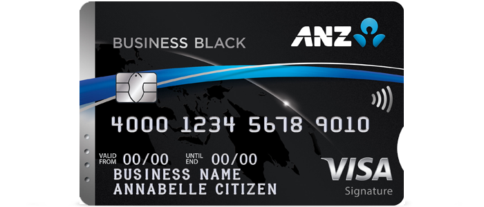 Business credit card comparison anz anz business black reheart Gallery