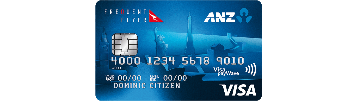 ANZ Frequent Flyer card