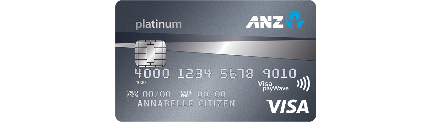 Credit Cards Anz