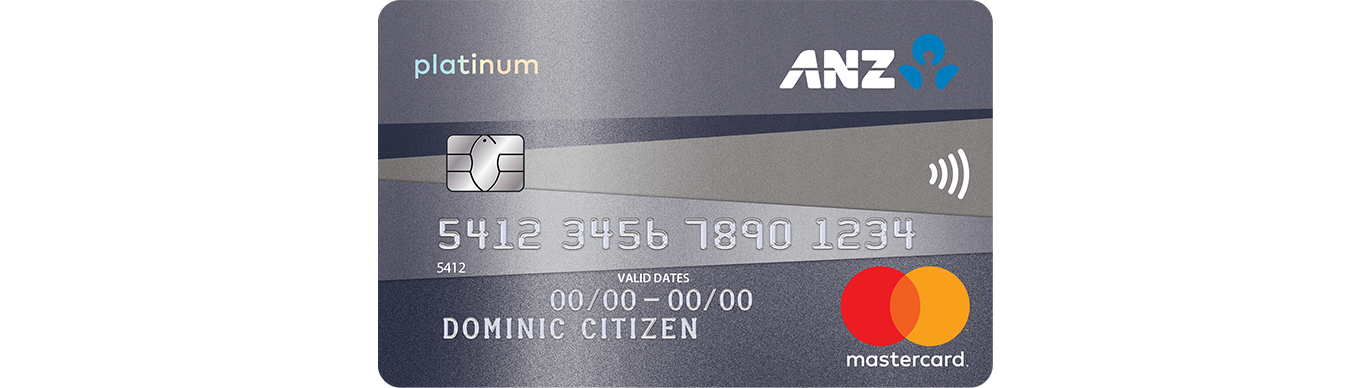 Business Credit Cards Anz Choice Image - Card Design And Card Template