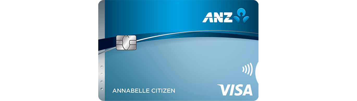 ANZ Low Rate card